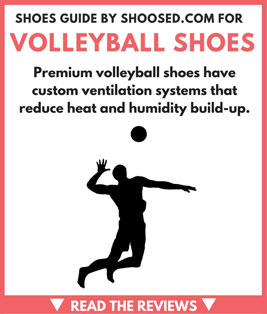 top volleyball footwear