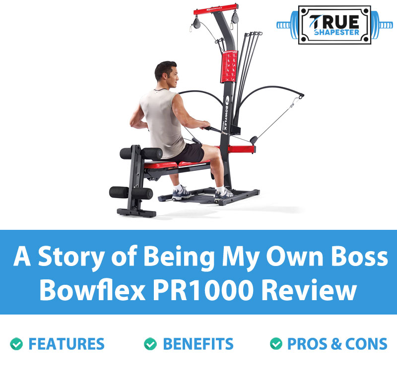 All you need to know about Bowflex-PR1000