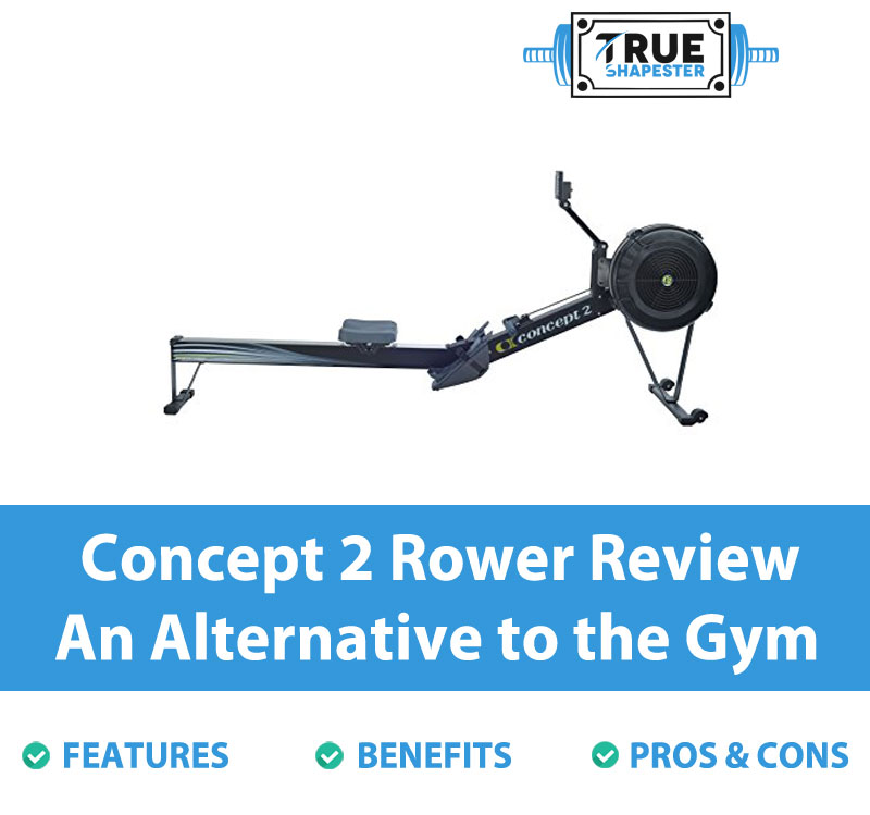 An Alternative to the Gym - Concept 2
