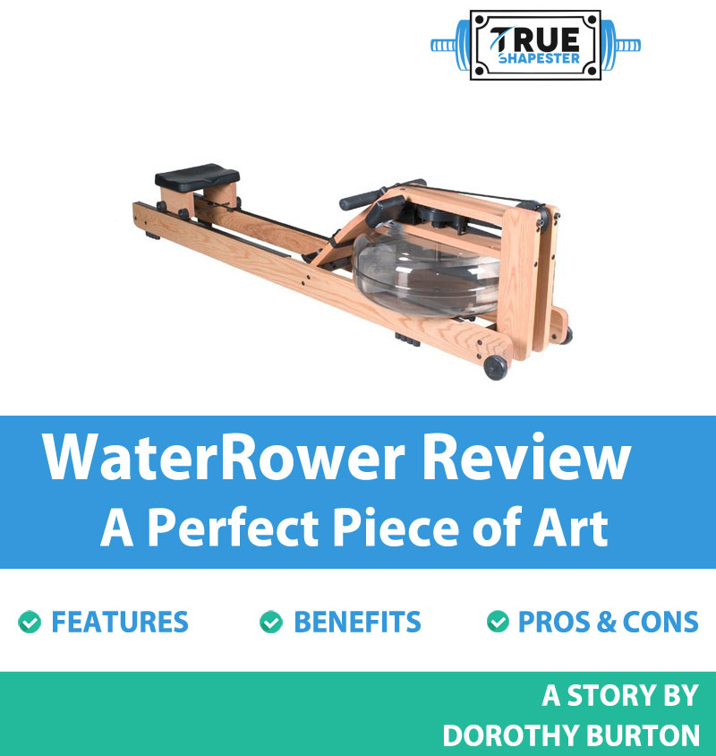 waterrower - A perfect piece of art