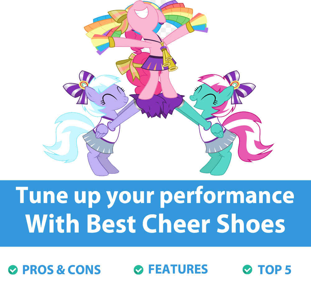 top cheer footwear